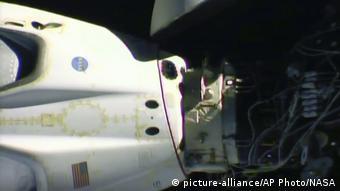 SpaceX-Astronauten kehren zurück (picture-alliance/AP Photo/NASA)