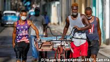 Kuba Corona-Pandemie | Havanna