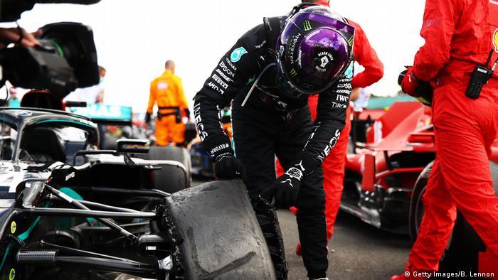 F1 - GRAND PRIX 2020 Silverstone I Lewis Hamilton