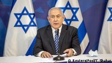 Israel I Premierminister Benjamin Netanyahu