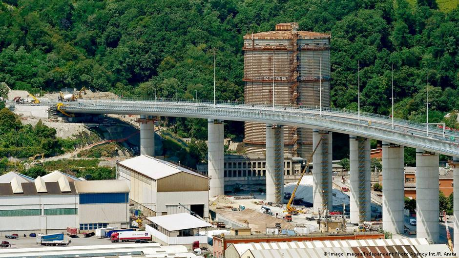 Italy: Genoa inaugurates bridge, two years after tragedy