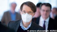 Deutschland SPD-Gesundheitspolitiker Lauterbach
