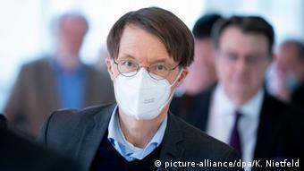 SPD'li siyasetçi Karl Lauterbach