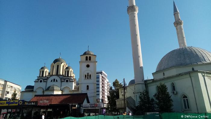 Moscheen im Kosovo bleiben zum Opferfest geschlossen (DW/Vjosa Çerkini )