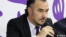 Dr. Tado Juric, Demograf aus Kroatien. Quelle: Privat