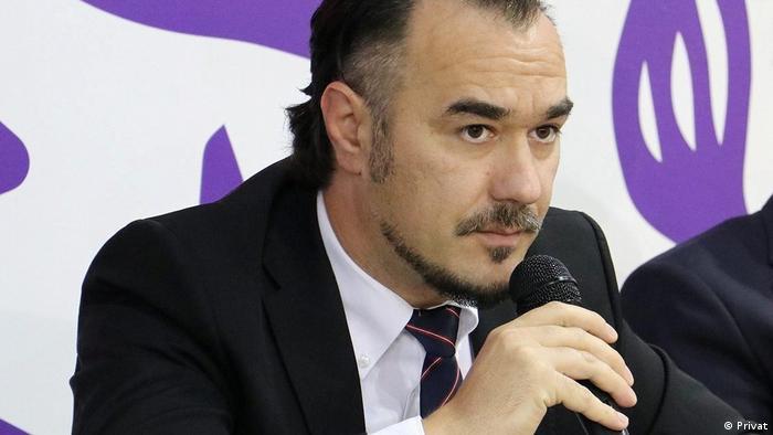Dr. Tado Jurić s Odsjeka za demografiju i hrvatsko iseljeništvo Hrvatskog katoličkog sveučilišta