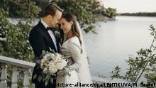 Finnland Hochzeit Markus Räikkönen und Sanna Marin
