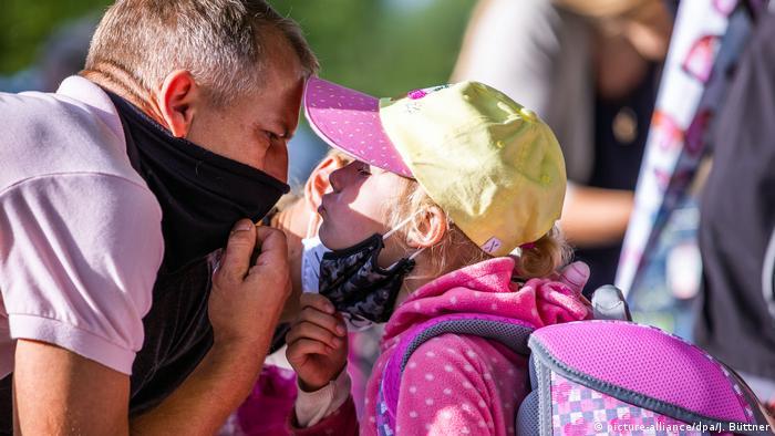 O papel das crianças na propagação do coronavírus