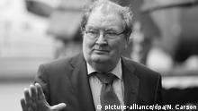 John Hume, who wanted to have talks with the IRA Army Council (picture-alliance/dpa/N. Carson)