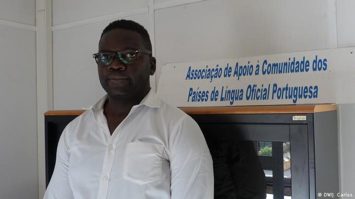 Lissabon Portugal | Angolanischer Patient | Domingos Costa