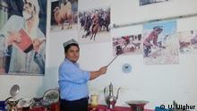 Pakistan Rawalpindi | Umer Uighur - Uigur aus China