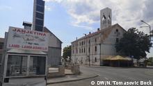 Kroatien Kistanje | Dorf | Architektur