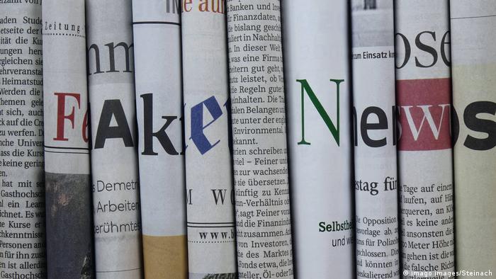 Fake News Zeitschriften und Fake News
