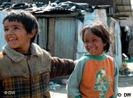 Fëmijë në Shutka, Maqedoni