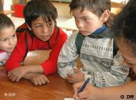 Fëmijë romë në shkollë, Shutka, Maqedoni