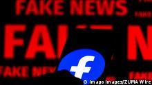 Symbolfoto für Fake News