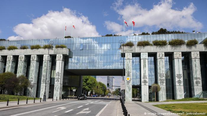 Polen Warschau | Oberster Gerichtshof