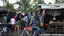 Coronavirus | Mosambik Künstler in der Krise in Zambezia