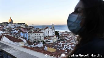 A view of Lisbon (picture-alliance/NurPhoto/J. Mantilla)