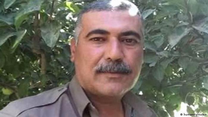 Arsalan Khodkam - iraischer kurde und politischer Gefangener der zum Hinrichtung verurteilt wurde (humanrightsinir)