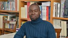 Angola Aktivist und Autor Domingos da Cruz