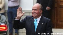 Spanien Granada König Juan Carlos