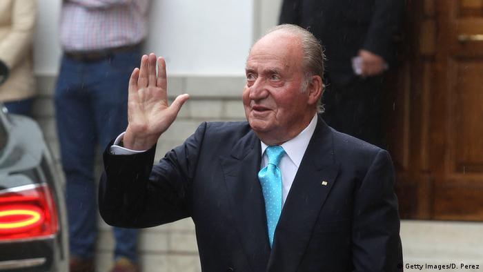 Juan Carlos, rei emérito da Espanha, anuncia que vai deixar o país após escândalos