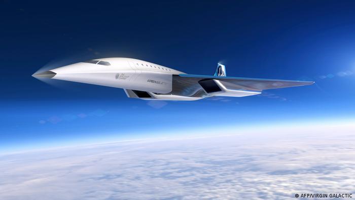 La compañía de turismo espacial Virgin Galactic anunció su asociación con el fabricante de motores Rolls-Royce para construir una aeronave comercial supersónica que podría superar tres veces la velocidad del sonido, más que la del Concorde, que operó entre 1976 y 2003. También podría volar a más de 18.000 metros, cerca del doble de la altitud de un vuelo comercial regular (03.08.2020).