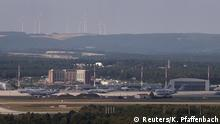 Deutschland US Airbase in Ramstein Landstuhl