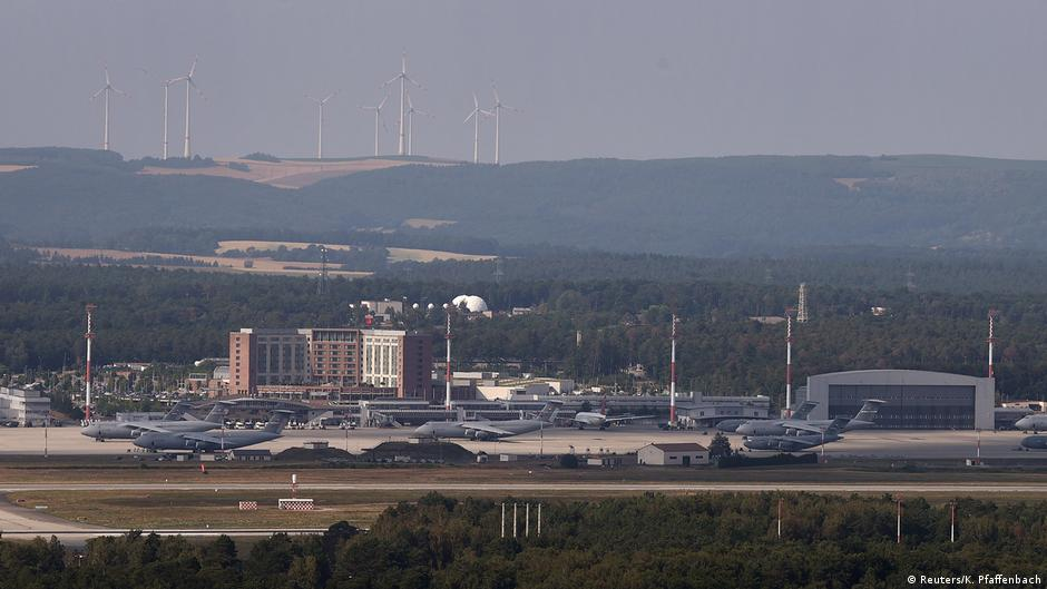 NATO plans new space center in Ramstein, Germany