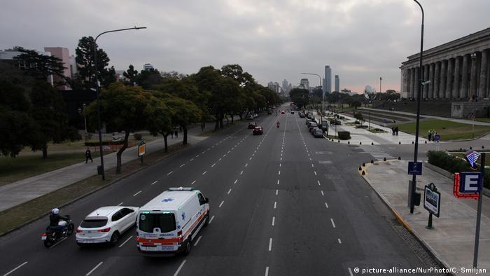Uprkos potpunoj zabrani kretanja, bolest se Argentinom i dalje širi zastrašujućom brzinom