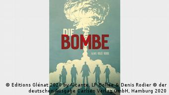 Book cover Die Bombe