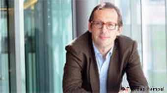 A picture of Christoph Lieben-Seutter, general manager of the Elbphilharmonie and the Laeiszhalle