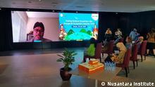 Indonesien | Webinar | Frauen als Kulturagent