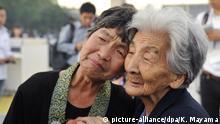 Japan Hibakusha | Überlebende Hiroshima Atombombenabwurf