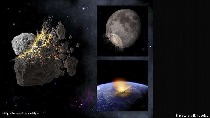 Flash-Galerie Meteorit