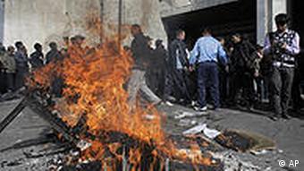 Беспорядки в Бишкеке, апрель 2010 года