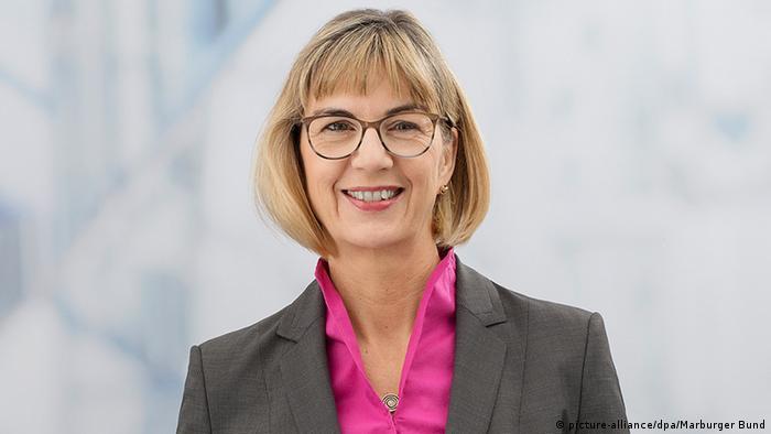 Susanne Johna - Leiterin der Ärztegewerkschaft Marburger Bund