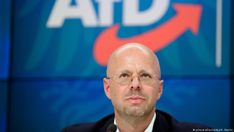 Germany: AfD's embattled far-right former state leader Andreas Kalbitz steps down