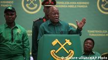 Tansania Wahlen 2020 | John Magufuli