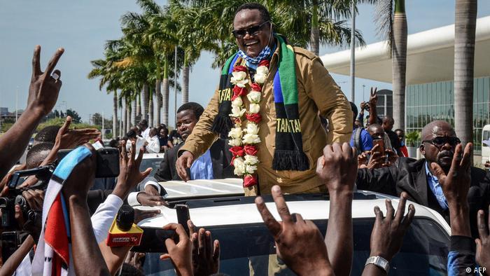 Tansania, Wahlen 2020: Tundu Lissu (AFP)