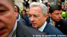 Kolumbien I Ex-Präsident I Alvaro Uribe