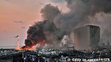 Libanon | Gewaltige Explosion in Beirut