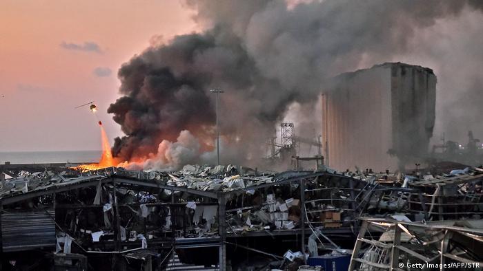 Godina dana je prošla od eksplozije, a vlada Libanona se niti ne trudi utvrditi krivicu