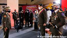 Venezuela I Präsident Maduro und Innenminister Reverol I Jubiläum Nationalgarde