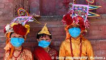 BdTD Nepal | Hindu-Festival Gai Jatra in Kathmandu