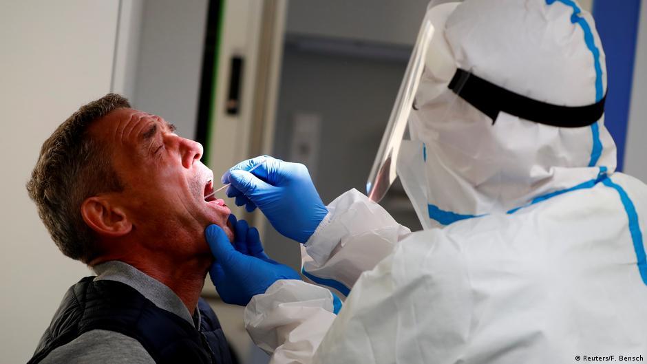 Steigende Infektionszahlen beunruhigen die Deutschen
