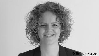 Alinda Vermeer - CEO von Media Defence