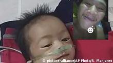 Philippinen Corona-Pandemie | Kobe Christ Manjares