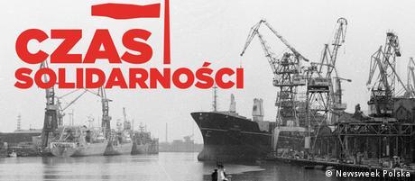 Projektgrafiken | Czas Solidarności - 40 Jahre Solidarność